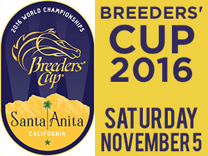 The Breeders' Cup World Championships