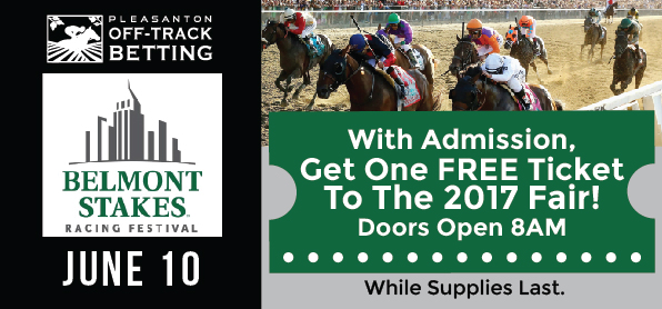 149th Running of the Belmont Stakes – June 10, 2017