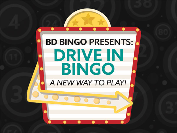 Drive-In Bingo – Saturdays