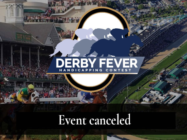 Canceled – Derby Fever Handicapping Contest